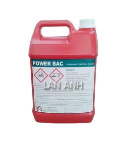 Hóa chất tẩy rửa nhà vệ sinh Power Bac