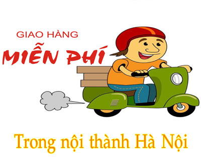 Công ty Lan Anh giao hàng miễn phí tại Hà Nội
