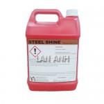 Hóa chất đánh bóng đồ inox steel shine