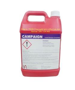 Hóa chất giặt thảm campaign