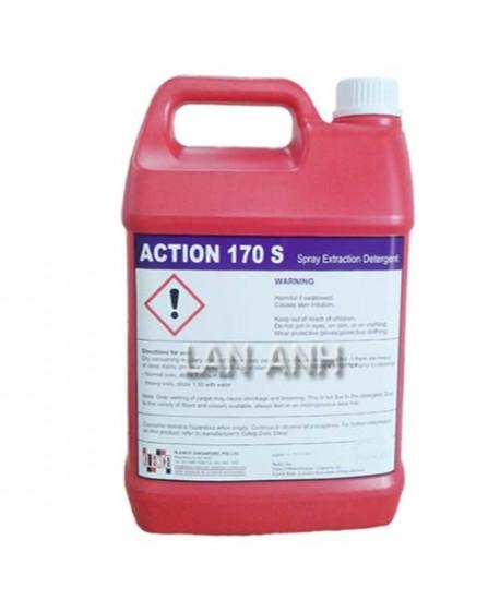 hóa chất giặt thảm ghế sofa action 170S