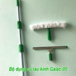 Bộ dụng cụ lau kính Galac-05