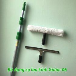 Bộ dụng cụ lau kính Galac-06