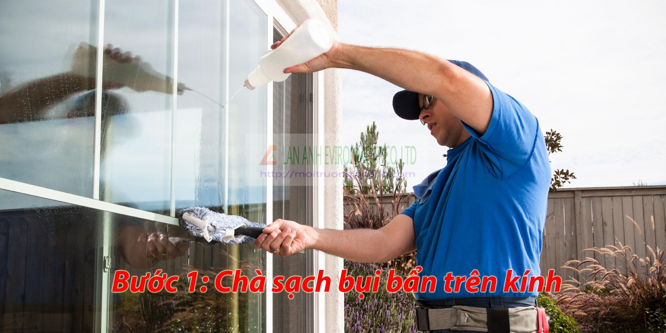 Chà sạch kính