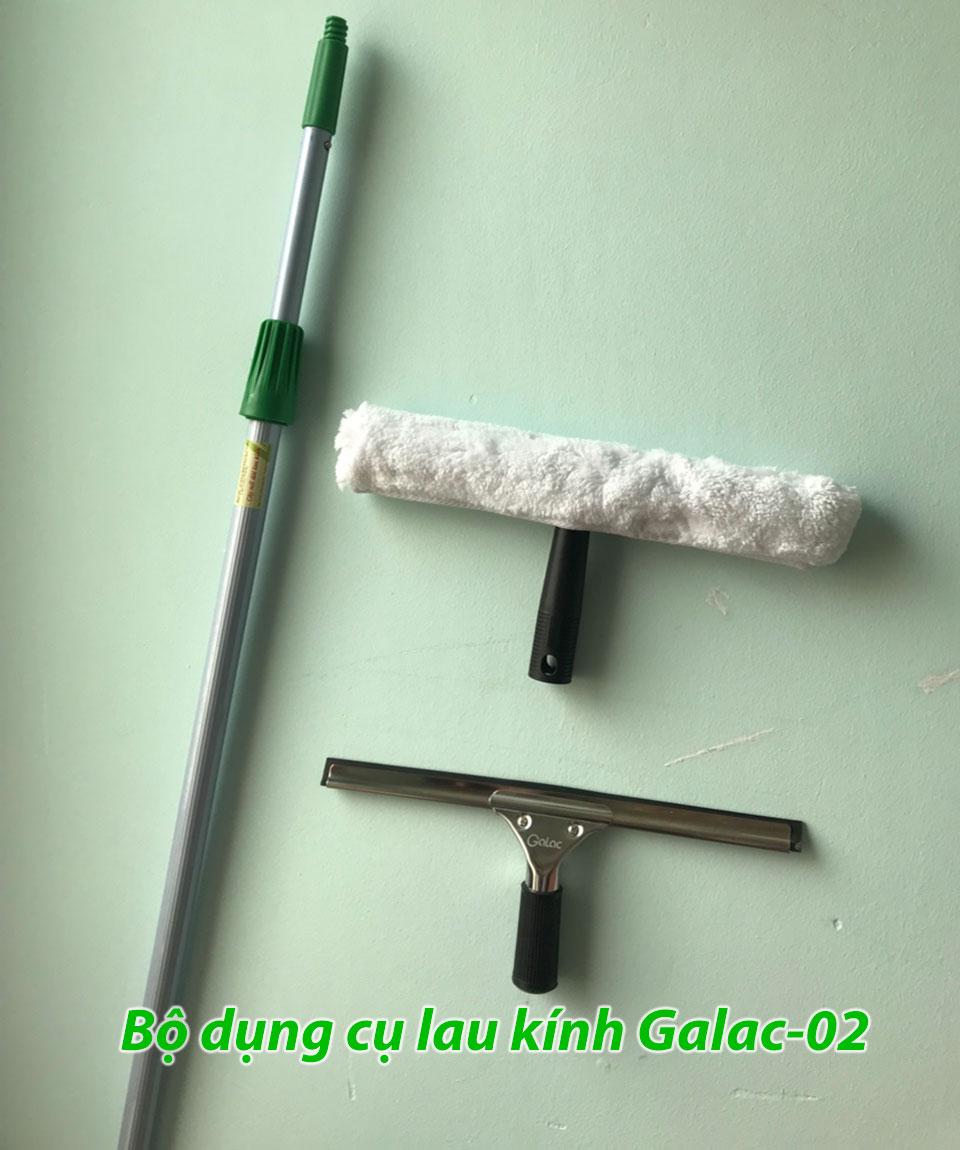 Dụng cụ lau kính Galac-02