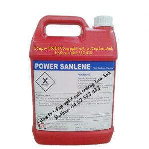 Hóa chất lau nhà khử mùi bệnh viện Power Sanlene